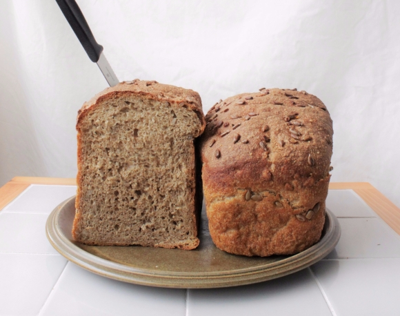 Easy-peasy overnight bread